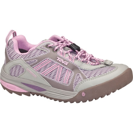 photo: Teva Girls' Charge WP trail shoe