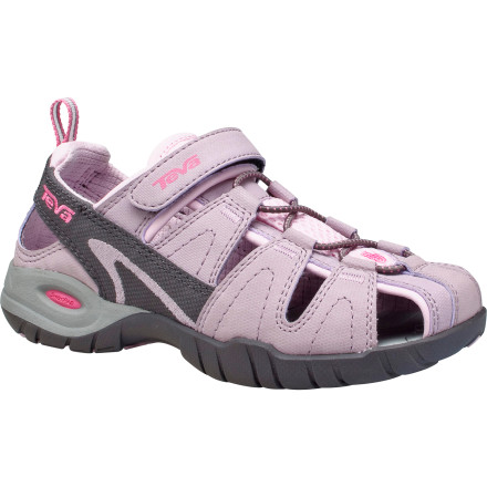Teva Dozer 3 Sandal - Little Girls'
