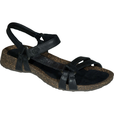 photo: Teva Ventura Cork sandal
