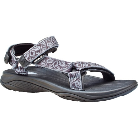 photo: Teva Pretty Rugged Nylon 3 sport sandal