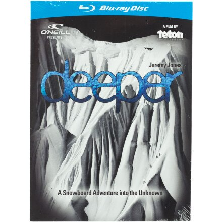 Teton Gravity Research Deeper - Blu-ray