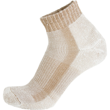 Thorlos Moderate Cushion Light Hiking Mini Crew Sock