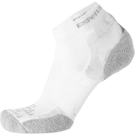 Thorlos XCMU Thin Cushion Coolmax Mini-Crew Sock
