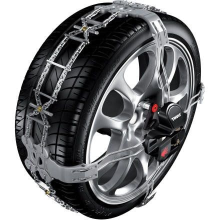 Thule K-Summit XXL Snow Chains for SUVs & Light Trucks