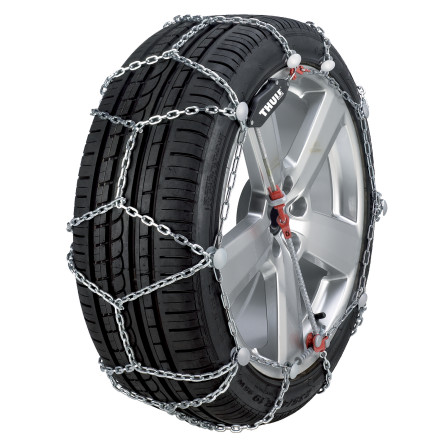 Thule XG-12 Pro Snow Chains for SUVs and Light Trucks