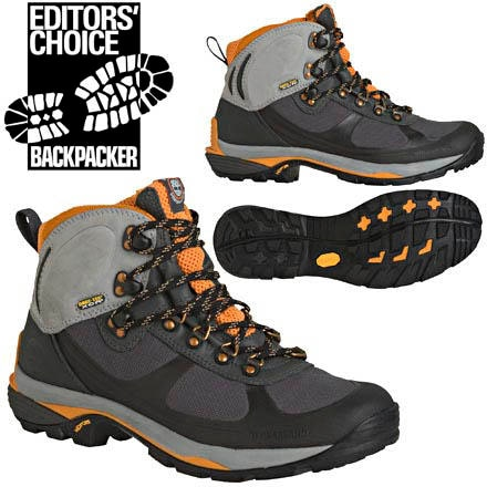 photo: Timberland Men's Cadion Mid Gore-Tex XCR hiking boot