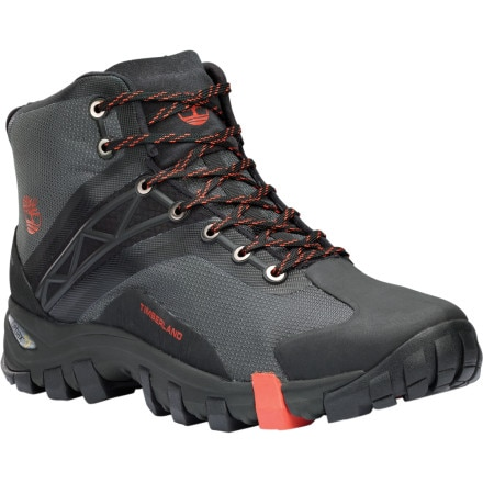 photo: Timberland LiteTrace Mid Waterproof Hiker hiking boot