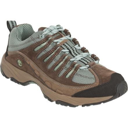 photo: Timberland Women's Trailwind 2.0 Low Leather/Fabric trail shoe
