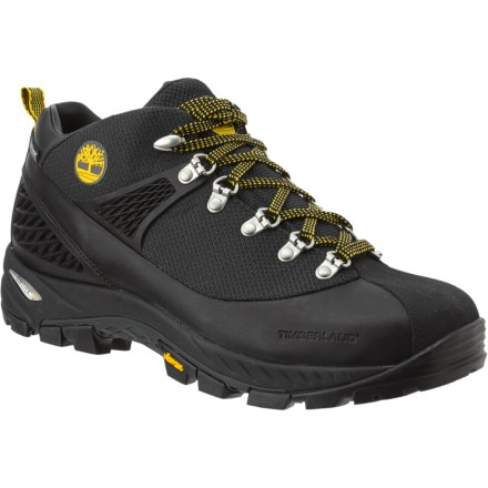 photo: Timberland Cadion Mid Hiker hiking boot