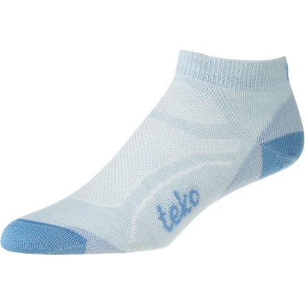 Teko eVapor8 Ultra-Light Micro Running Socks - Women's