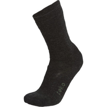 Teko Organic SIN3RGI Midweight Hiking Socks