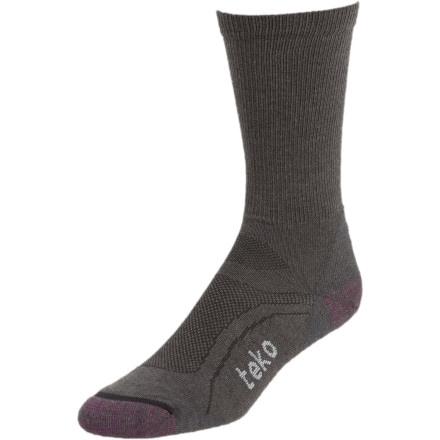 Teko SIN3RGI Light Hiking Socks - Women's