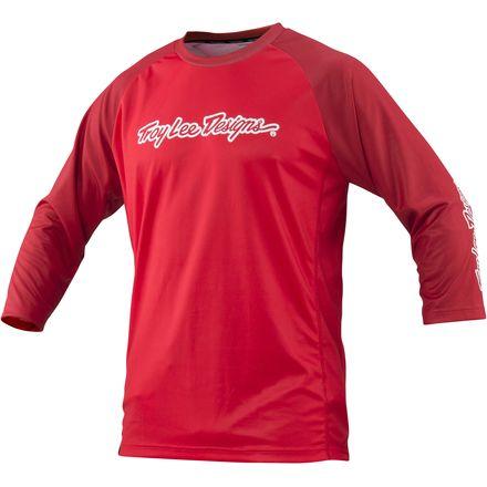 Troy Lee Designs Ruckus Jersey - 3/4 Sleeve - Men's
