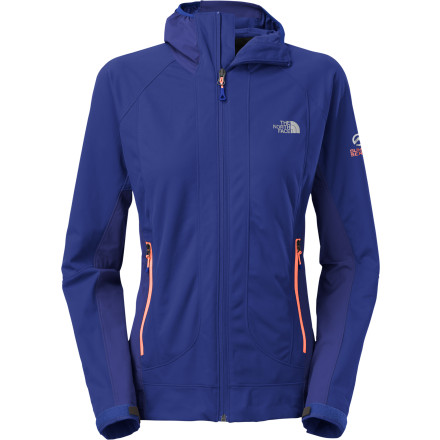 The North Face Alpine Project Hybrid Hooded Jacket - Women's
