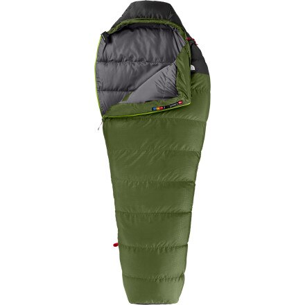 The North Face Furnace Sleeping Bag: 5 Degree Down