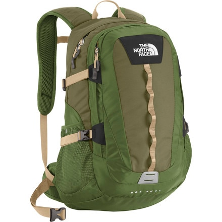 The North Face Hot Shot Backpack - 1587cu in