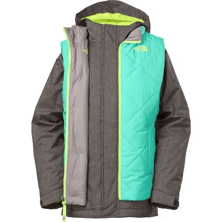 The North Face Vestamatic Triclimate Jacket - Girls'