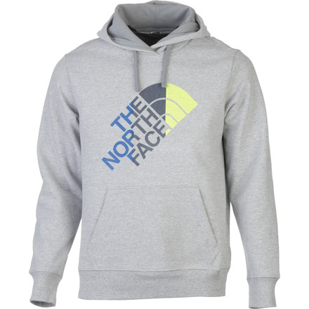 Sale !!!The North Face Glitch Logo Pullover Hoodie
