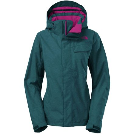 The North Face Helata Triclimate Jacket - Women's | Backcountry.com