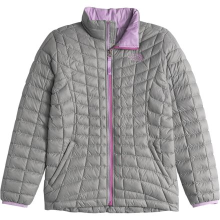 ThermoBall Full-Zip Insulated Jacket - Girls