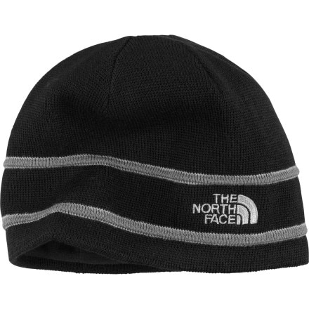 photo: The North Face TNF Logo Beanie