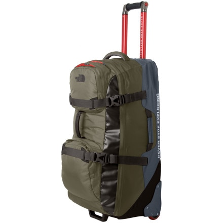 The North Face Longhaul 30 Rolling Gear Bag - 6100cu in