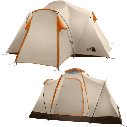 The North Face Trailhead 8 Bx Tent 8-Person 3-Season