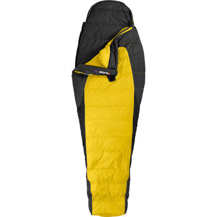 photo: The North Face Kids' Kilo Bag 3-season down sleeping bag