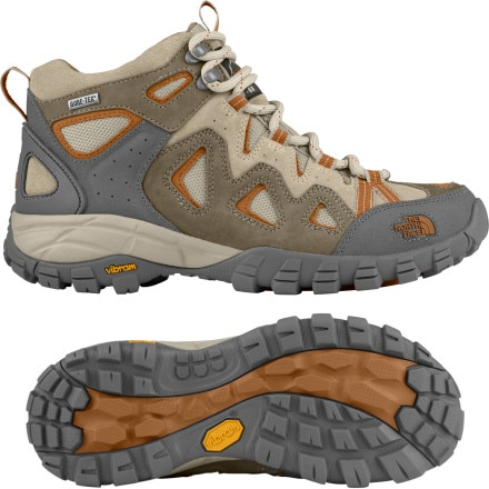 photo: The North Face Women's Vindicator Mid GTX hiking boot