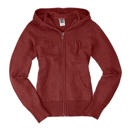W Radiance Full Zip Sweater 32