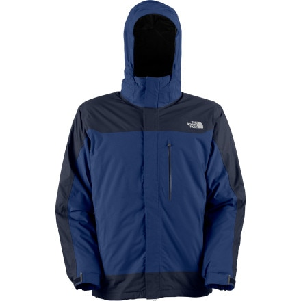 photo: The North Face Men's Insulated Varius Guide Jacket snowsport jacket