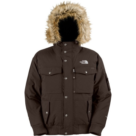 photo: The North Face Men's Gotham Jacket