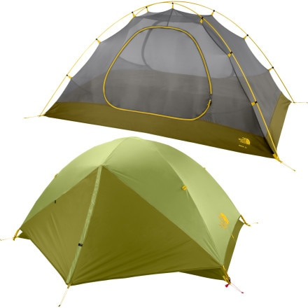 The North Face Rock 32 Bx Tent: 3-Person 3-Season