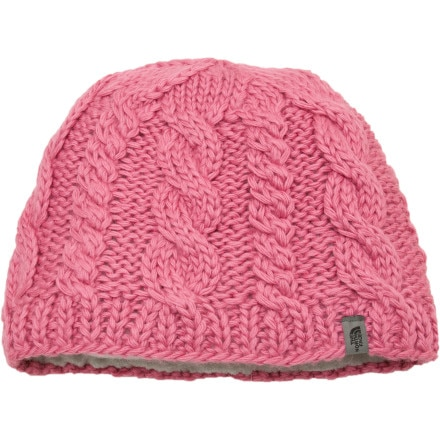 photo: The North Face Men's Cable Fish Beanie winter hat