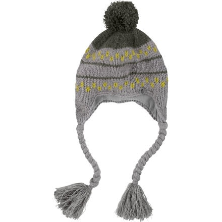 photo: The North Face Kids' Clyde Beanie winter hat