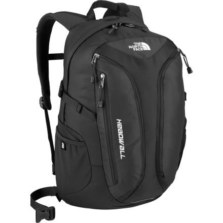 photo: The North Face Headwall daypack (under 2,000 cu in)