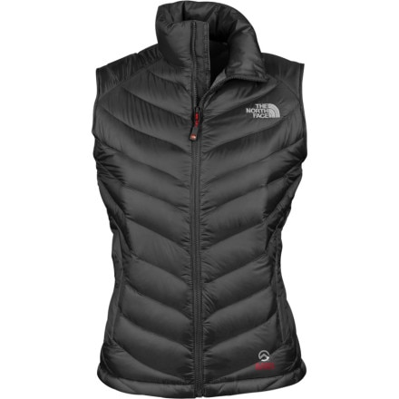 photo: The North Face Thunder Vest down insulated vest