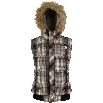 The North Face Furallure Plaid Vest