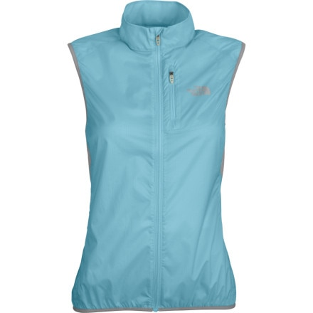 photo: The North Face Women's Hydrogen Vest wind shell vest