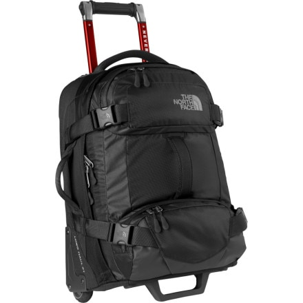 The North Face Longhaul 21 Rolling Gear Bag - 2000cu in