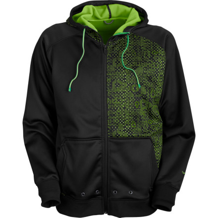 The North Face Crank It Up Full-Zip Hoodie