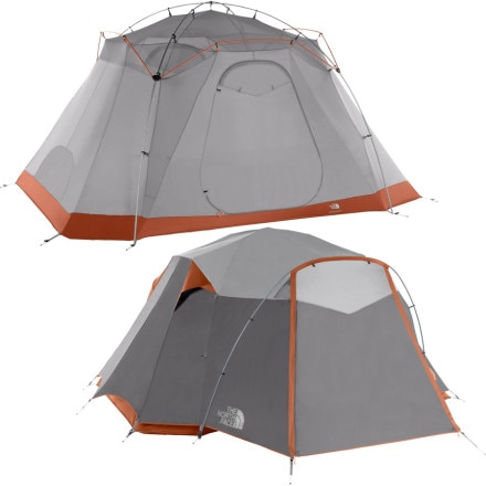 The North Face Mountain Manor 8 Bx Tent 8-Person 3-Season
