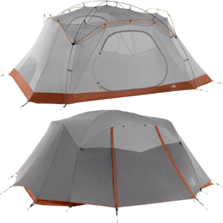 photo: The North Face Meadowland 6 tent/shelter