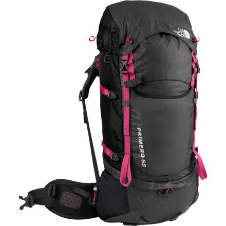 photo: The North Face Primero 65 weekend pack (3,000 - 4,499 cu in)