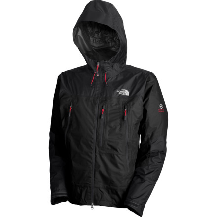 photo: The North Face Men's Meru Paclite Jacket waterproof jacket