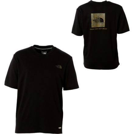 The North Face S/S Vaporwick Hold Em Box Tee