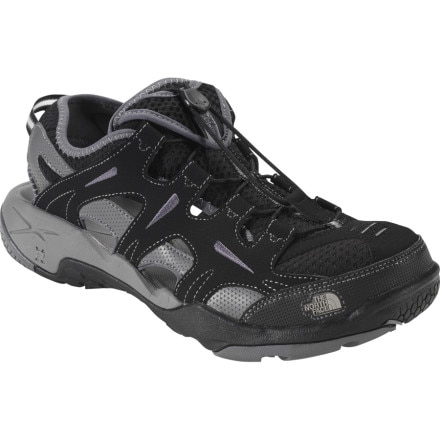 photo: The North Face Hedgefrog water shoe