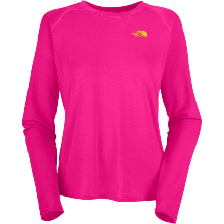 photo: The North Face Women's L/S Reaxion Crew