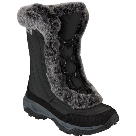The North Face Nuptse Fur II Boot - Girls'
