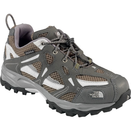 photo: The North Face Hedgehog WP trail shoe